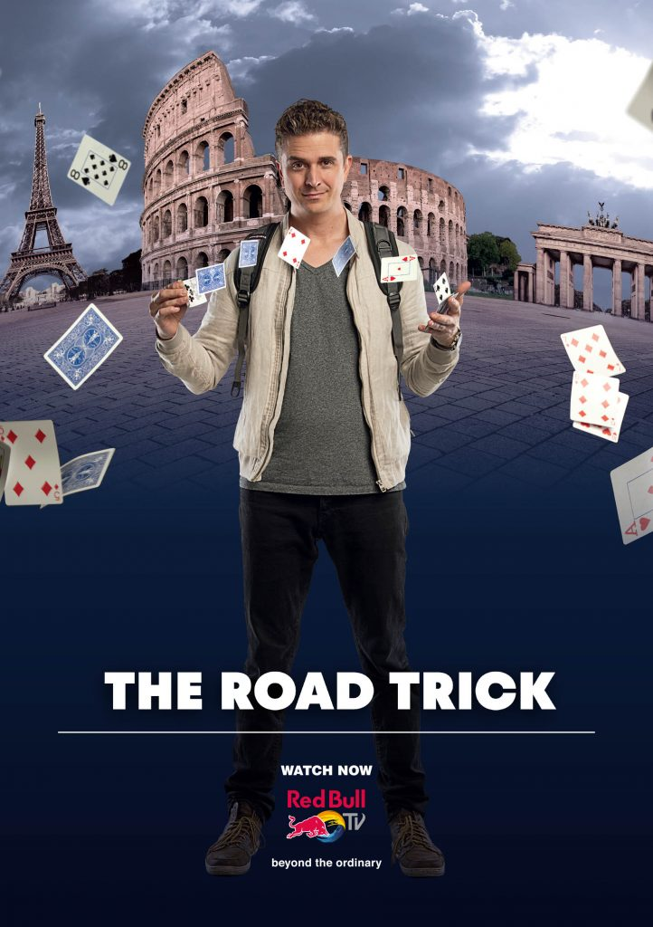 New Original Series, The Road Trick, Premieres Exclusively On Red Bull Tv