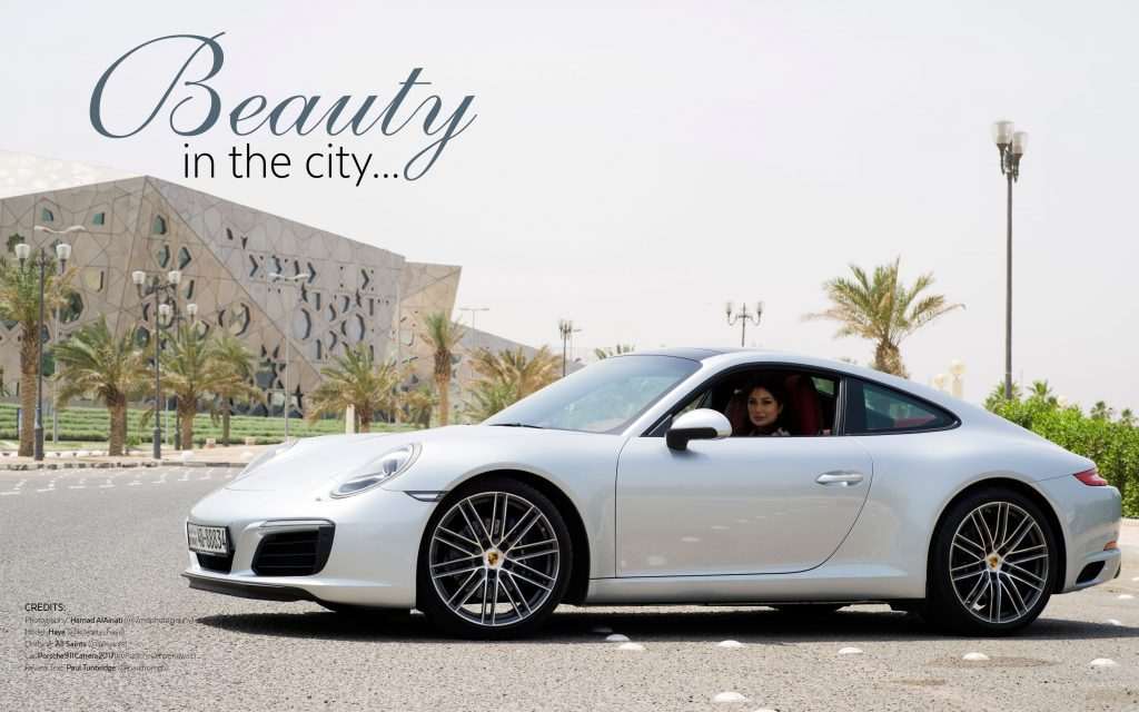Beauty In The City.. Porsche 911 Carrera