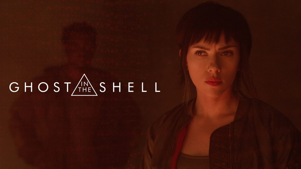 "Writing Movie ""WRONGS"" Ghost in the Shell"