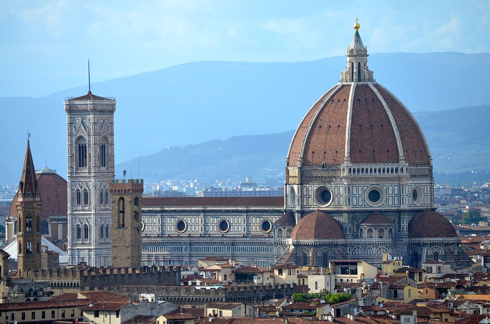 Top Five for Florence