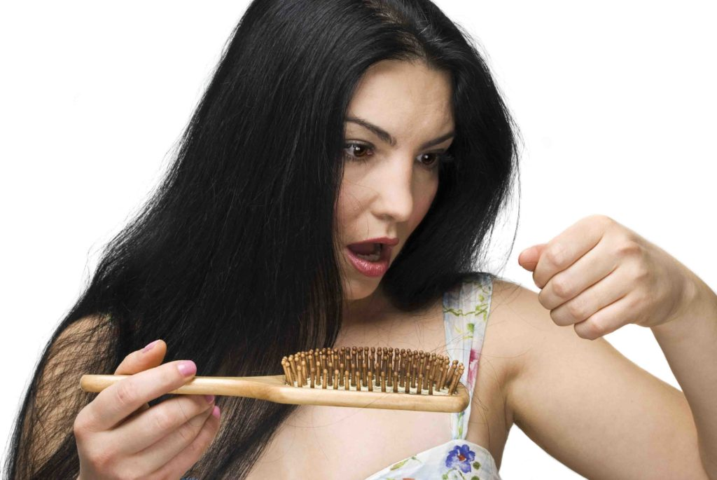 7 Common Causes Of Hair Loss In Women