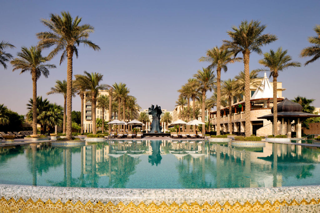 A Winter Break Spent In Luxury At Jumeirah Messilah Beach Hotel & Spa