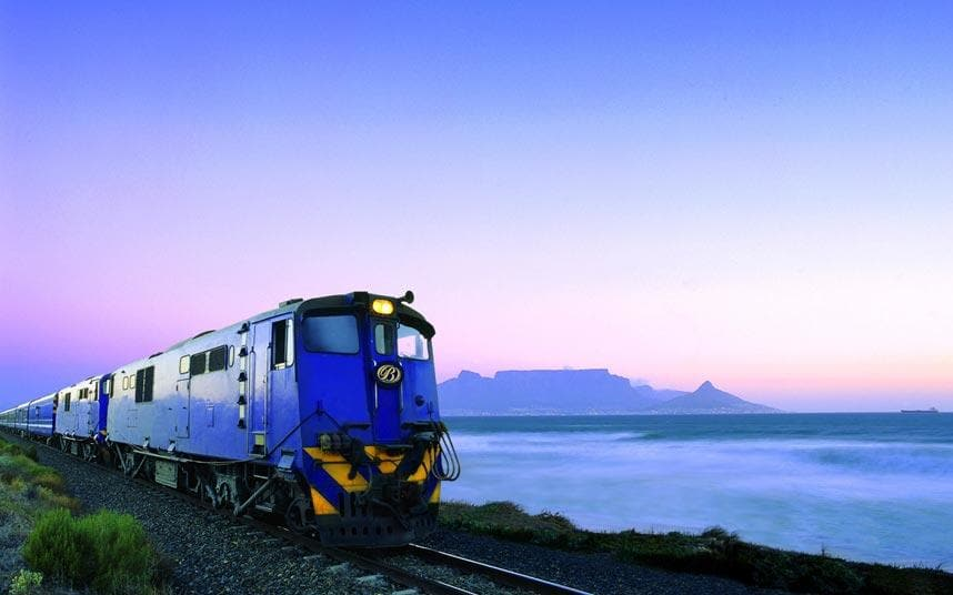 Disconnect To Reconnect: FIVE OF THE WORLD'S BEST TRAIN JOURNEYS TO EXPERIENCE