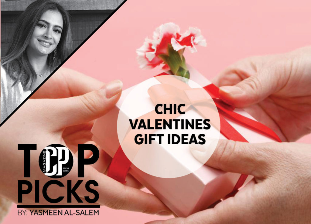 Chic Valentine Gift Ideas