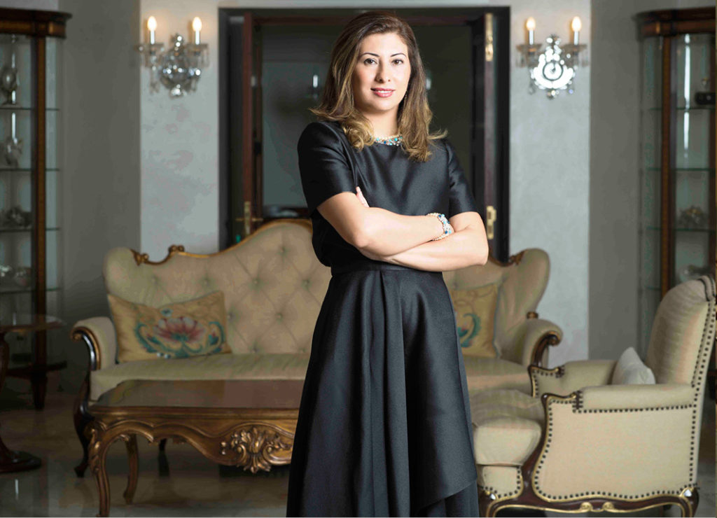 Carol Roncoletta – Director of PR & Communications  Jumeirah Messilah Beach Hotel & Spa
