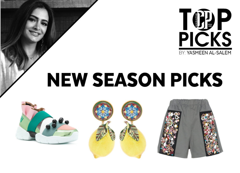 NEW SEASON PICKS