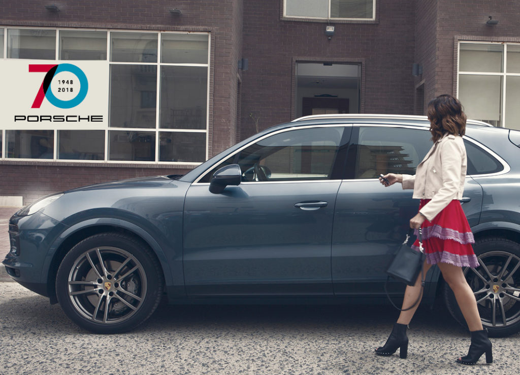 Mystic And Mystery Unfold To Reveal SUV Convenience of Porsche Cayenne S