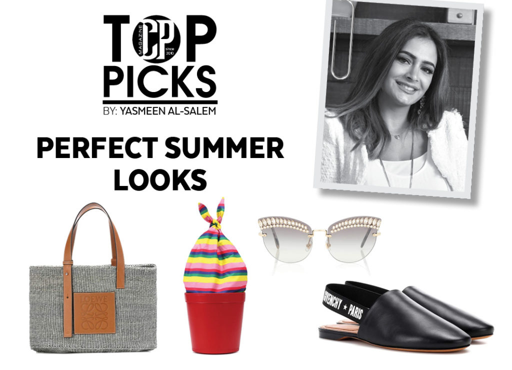 PERFECT SUMMER LOOKS