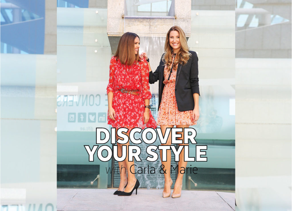 DISCOVER YOUR STYLE with Carla & Marie