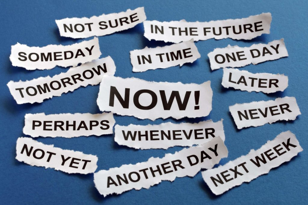 Procrastination And How It Can Be Avoided
