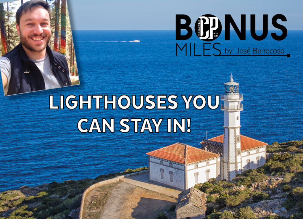 Lighthouses You Can Stay In!