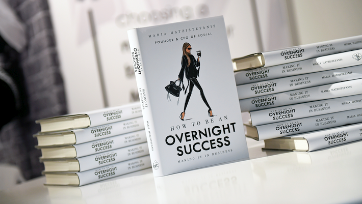 Book Review: HOW TO BE AN OVERNIGHT SUCCESS
