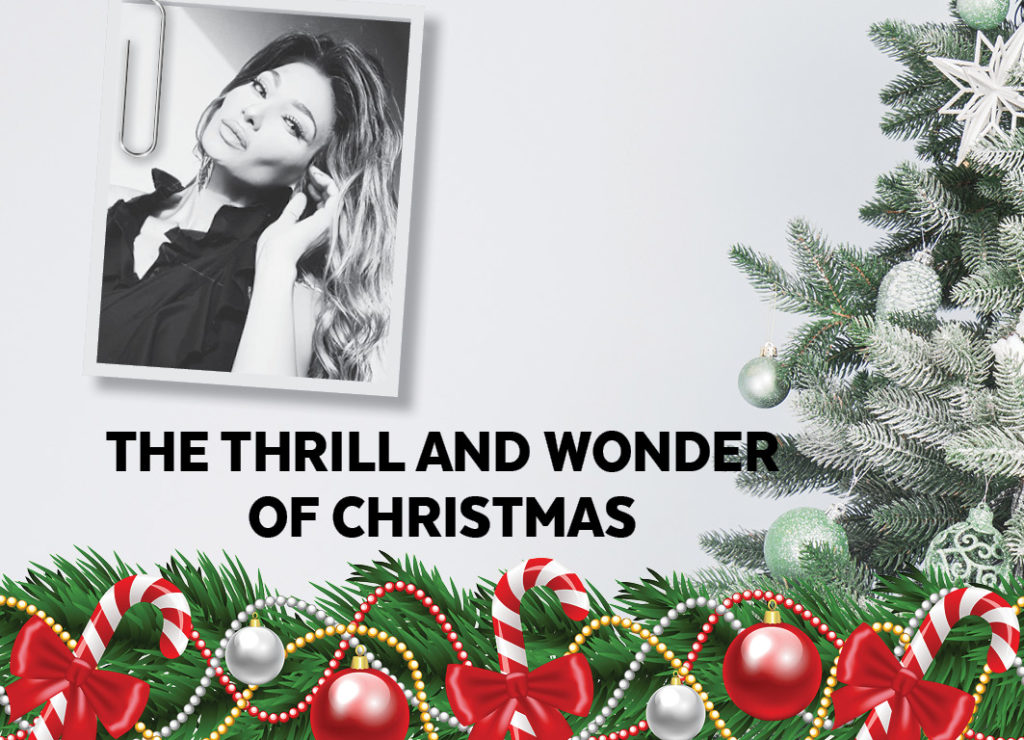 THE THRILL AND WONDER OF CHRISTMAS