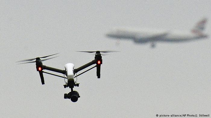 THE LONE DRONE