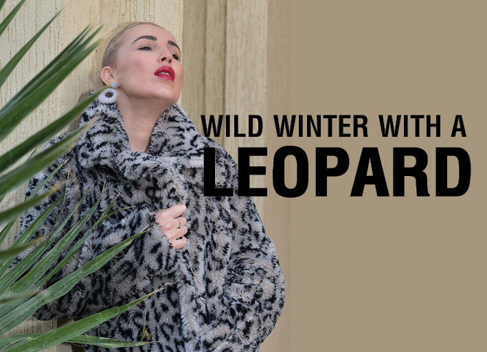 WILD WINTER WITH A LEOPARD