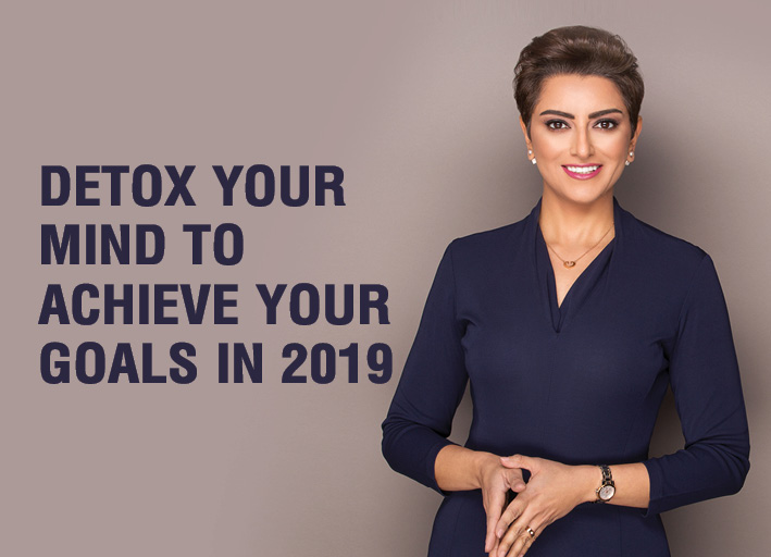 DETOX YOUR MIND TO ACHIEVE YOUR GOALS IN 2019
