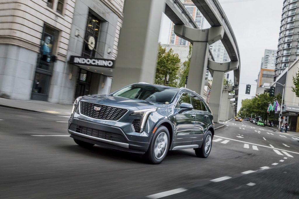 Nine facts that make the new Cadillac XT4's 9-speed transmission stand out in its class