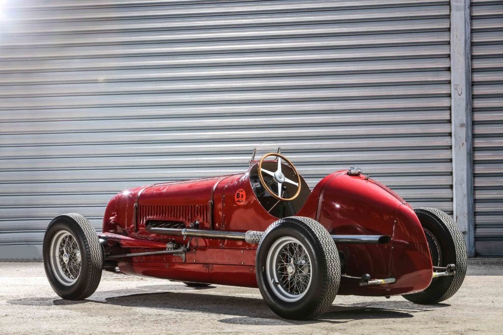 Maserati Celebrates The Victory Of The Tipo 6cm In The 1939 Targa Florio