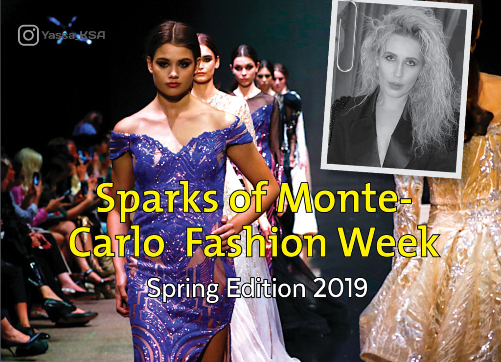 Sparks of Monte-Carlo  Fashion Week