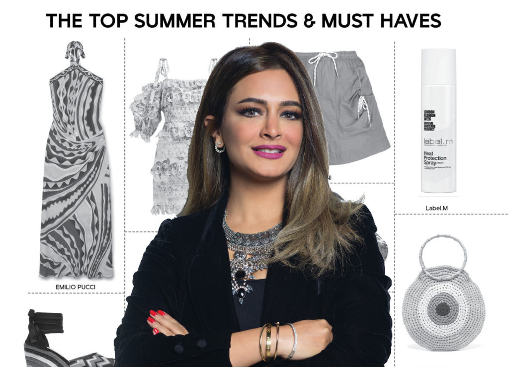 THE TOP SUMMER TRENDS & MUST HAVES