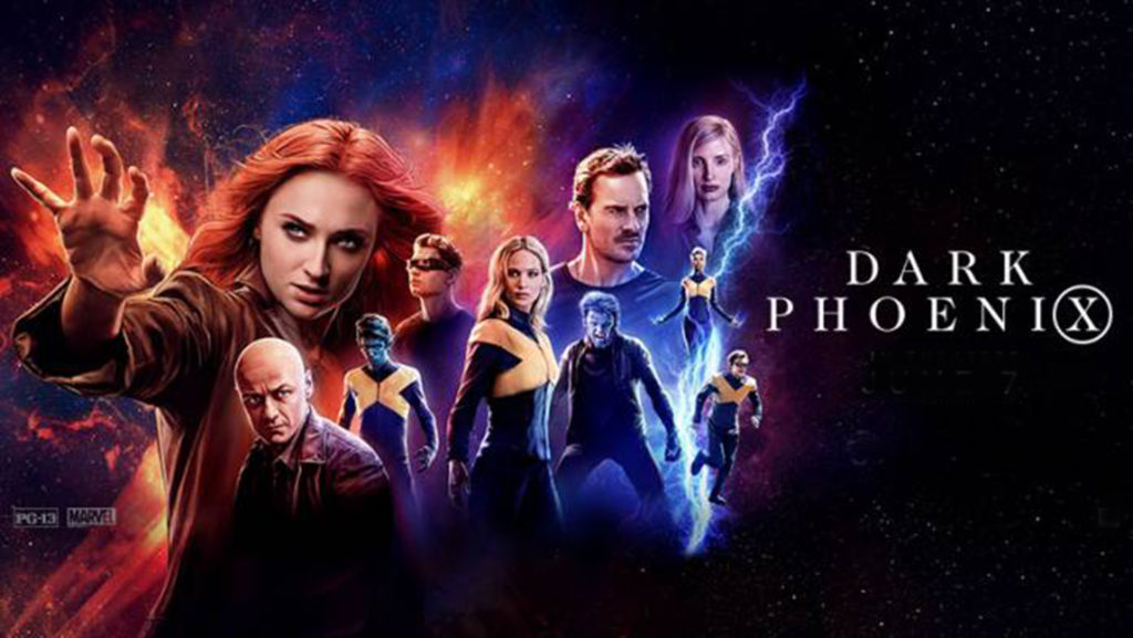 Writing Movie 'WRONGS': Dark Phoenix