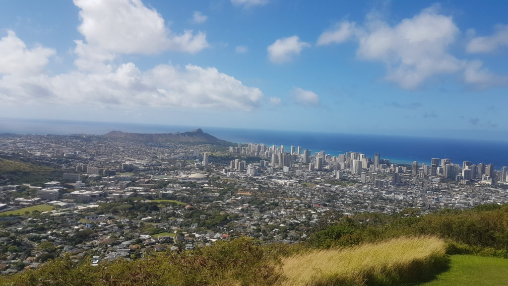 TOP FIVE FOR HONOLULU