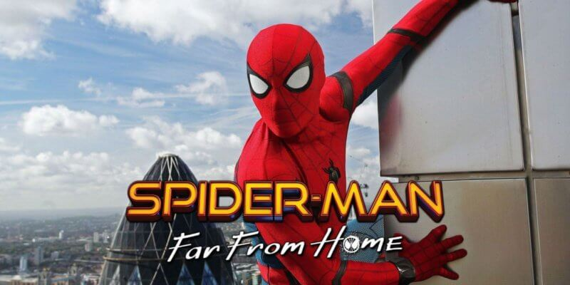 Writing Movie 'WRONGS': Spider-man – Far From Home.