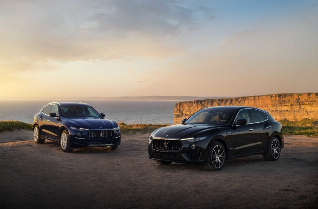Maserati Levante: Tried. Tested. Delivered.