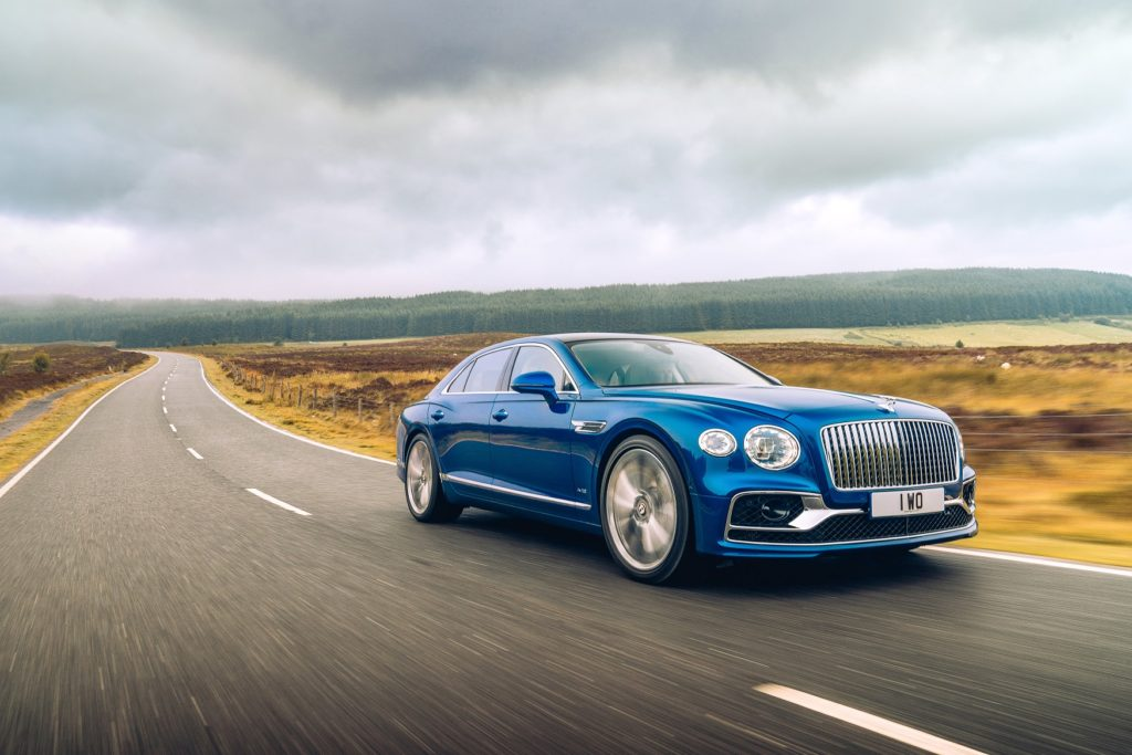 THE ALL-NEW BENTLEY FLYING SPUR GOES ON SALE ACROSS THE MIDDLE EAST