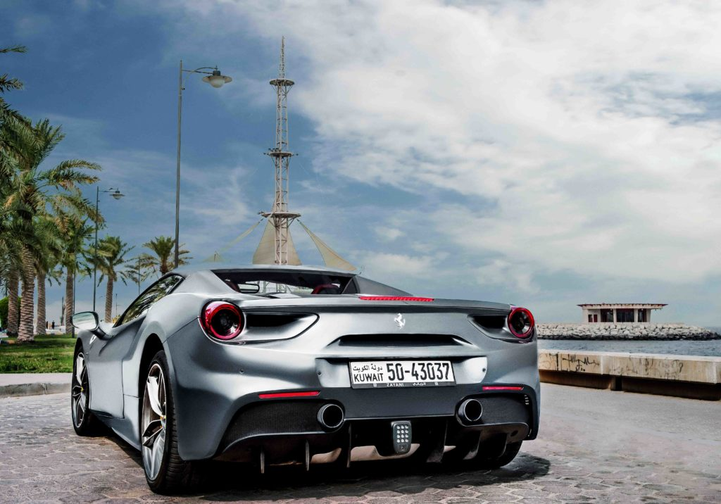 PRE-OWNED FERRARI 488 SPIDER: THE PERFECT BLEND OF CLASS AND VALUE