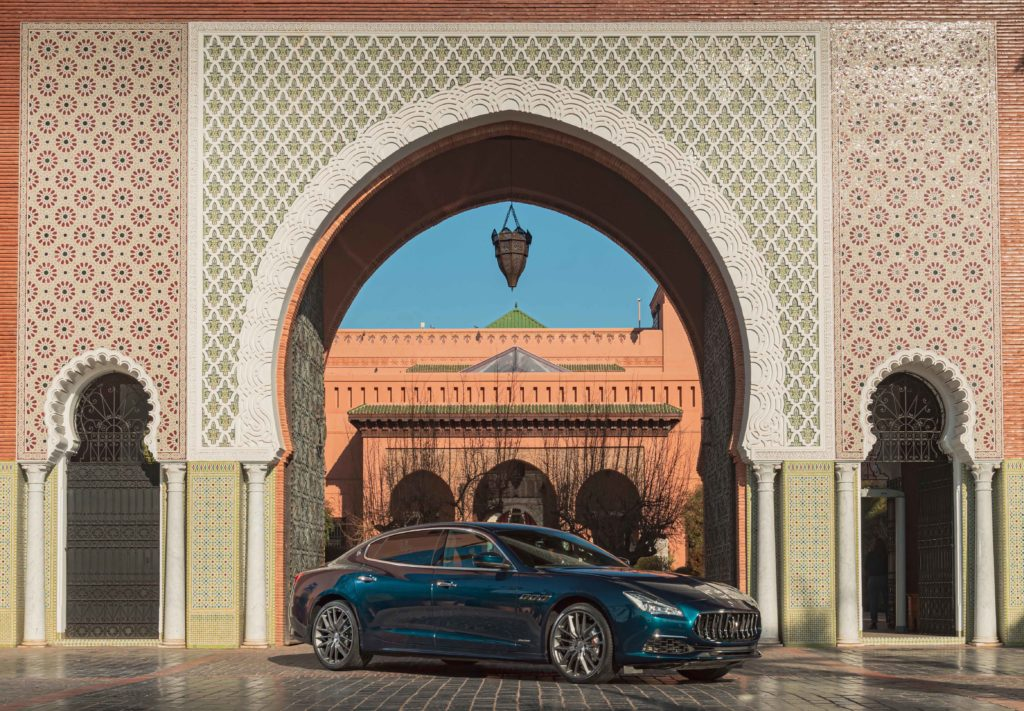 Maserati presents the Royale special series