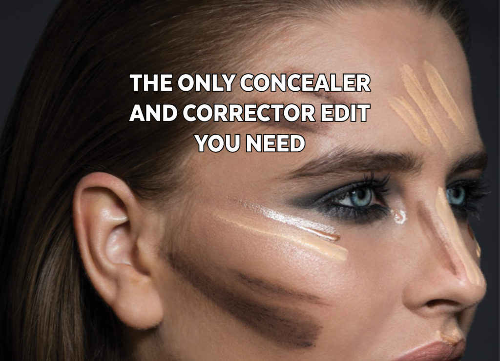 The Only Concealer And Corrector Edit You Need