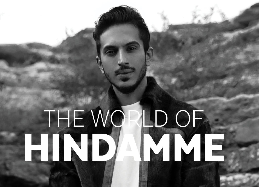 THE WORLD OF HINDAMME