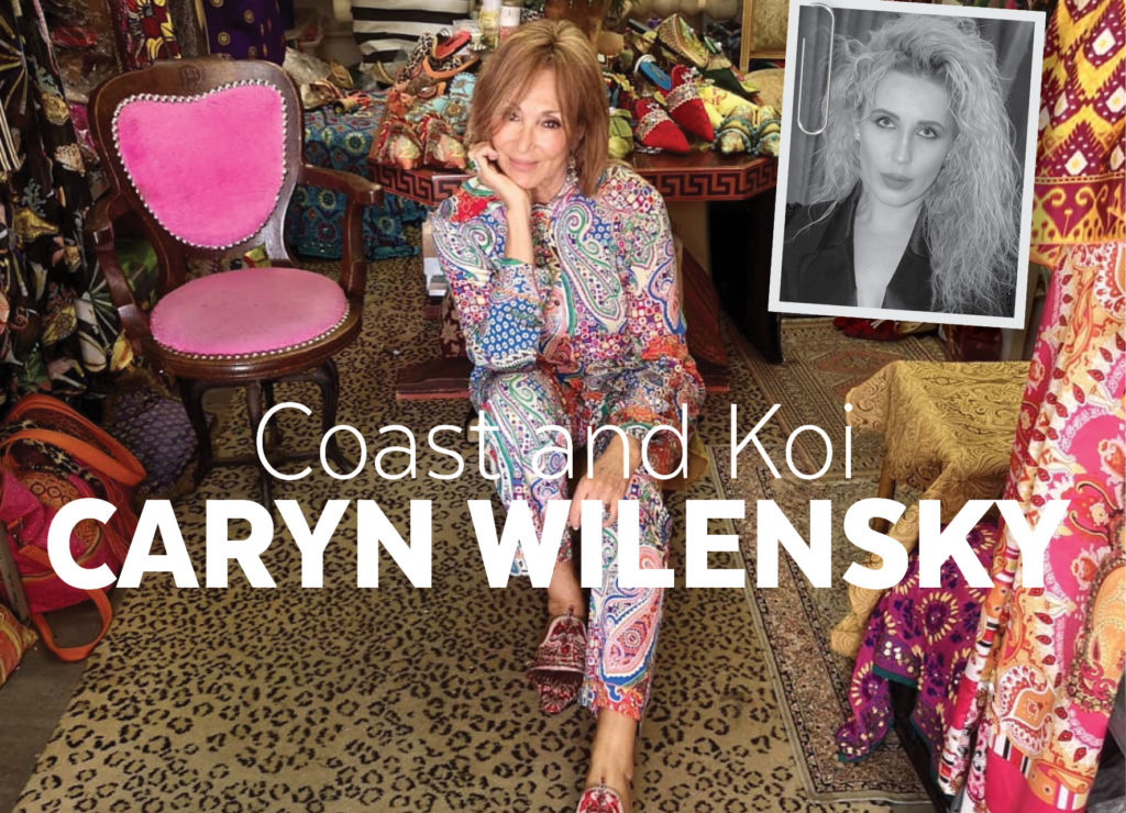 Coast and Koi / CARYN WILENSKY