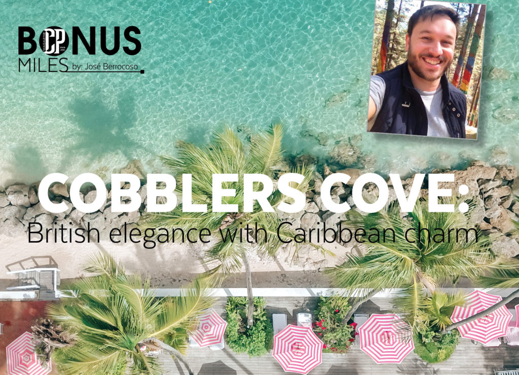 COBBLERS COVE: British elegance with Caribbean charm