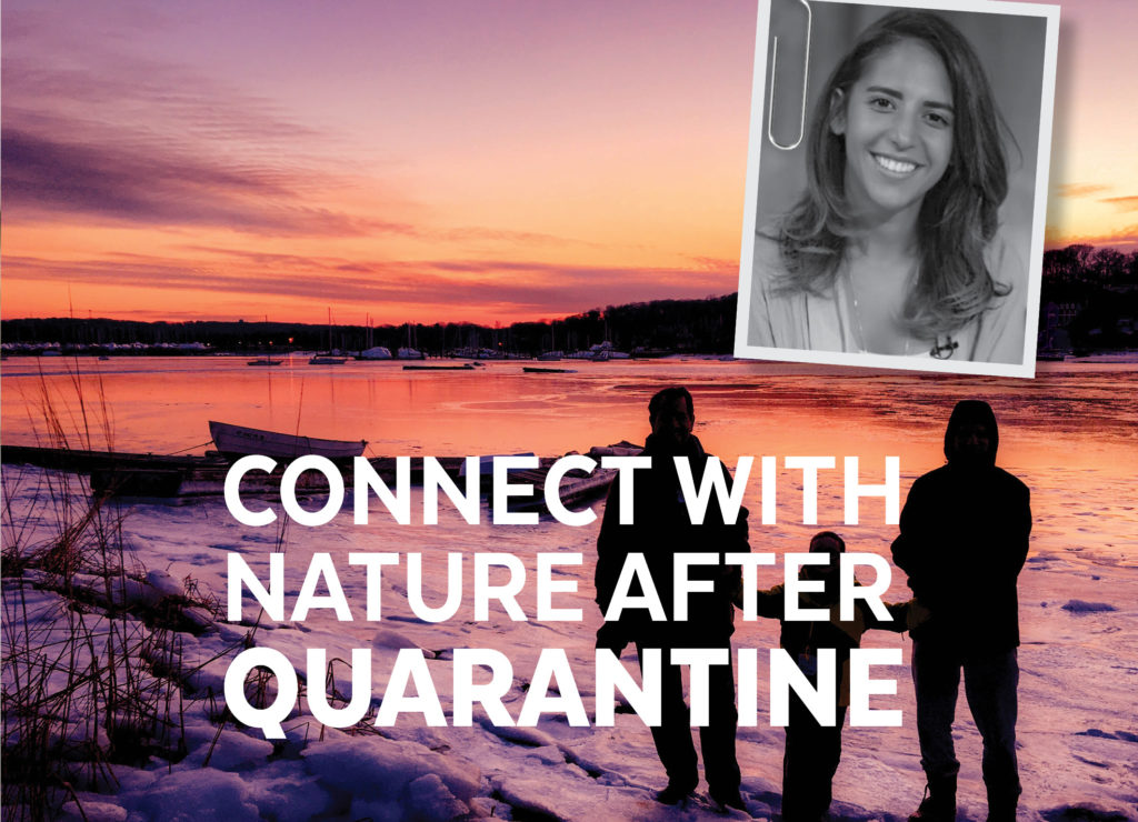 Connect With Nature After Quarantine