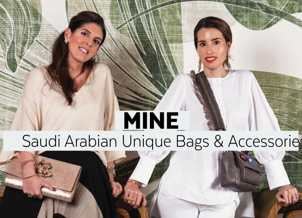MINE: Saudi Arabian Unique Bags & Accessories