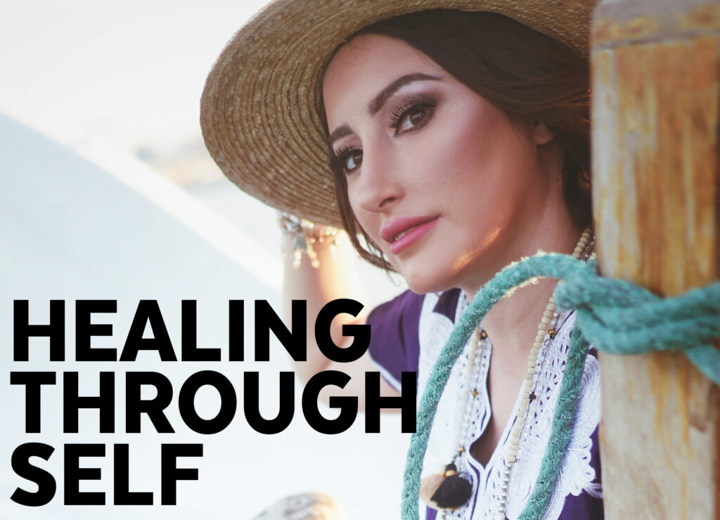 HEALING THROUGH SELF