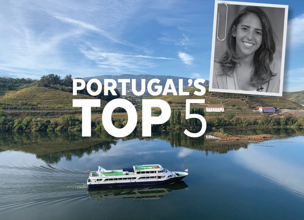PORTUGAL'S TOP 5