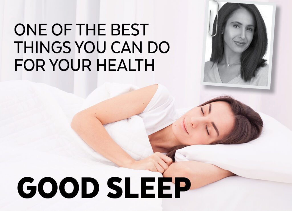 ONE OF THE BEST THINGS YOU CAN DO FOR YOUR HEALTH