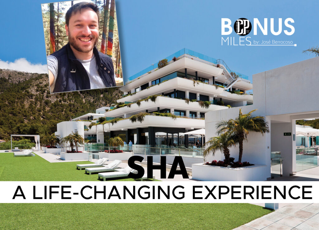 SHA: A LIFE-CHANGING EXPERIENCE