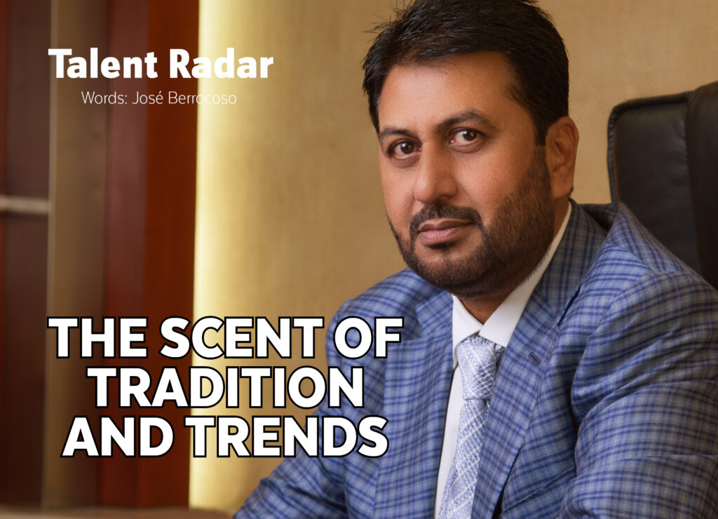 THE SCENT OF TRADITION AND TRENDS